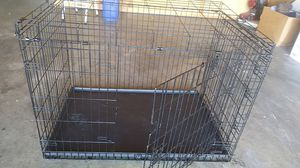 "Dog Kennel - (LARGE) 2 '1/2"" X 3 '1/2"" X 2' 1/4"" for Sale in Citrus Heights, CA"