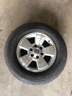 Toyota Tacoma original wheels. Great condition. for Sale in Golden, CO