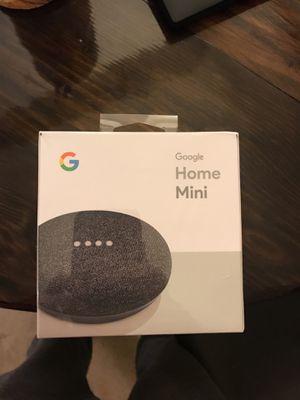 Google Home mini for Sale in Arlington, VA