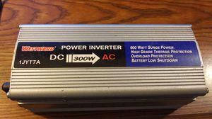 WESTWARD POWER INVERTER for Sale in Charlotte, NC