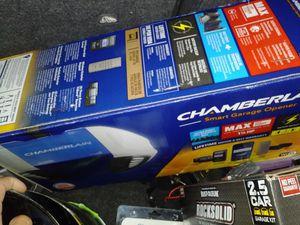 Chamerlain. 1.25 hp garage door opener for Sale in Long Beach, CA
