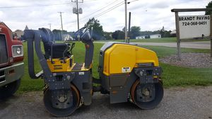 Going Out of Bussiness Construction Dumps, Backhoes, Excavators, Trailers, Compactors and Pavers for Sale in Harmony, PA