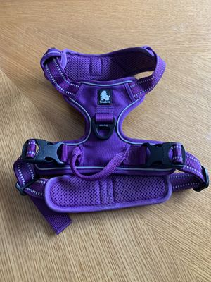 Beautiful dog harness- heavy duty for small dog around 25lbs for Sale in Oakland Park, FL