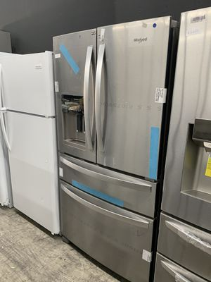 Whirlpool 4 door in stainless steel new open box for Sale in West Covina, CA