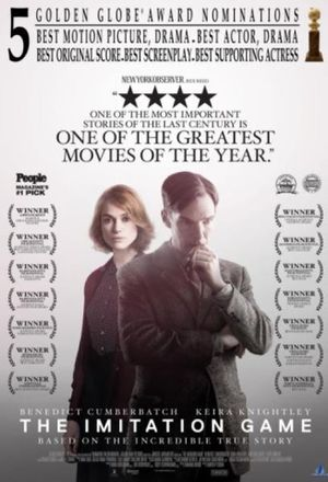 THE IMITATION GAME (HD ITUNES). digital movie code. Instant delivery! Free Shipping! (DC4) for Sale in New York, NY