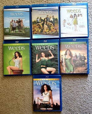 Showtime Weeds Blue Rays for Sale in La Mesa, CA