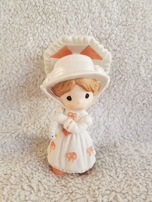 Precious Moments Autographed Mary Poppins Porcelain Bisque Figurine for Sale in Kissimmee, FL