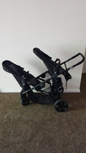 """Baby Trend """"sit n stand"""" double stroller for Sale in Annandale, VA"""
