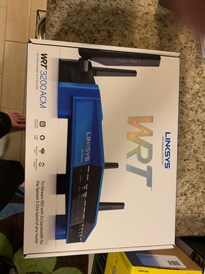 Linksys wireless router for Sale in Palm Beach Gardens, FL
