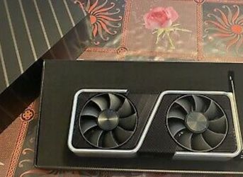 NVIDIA GeForce RTX 3060 Ti Founders Edition 8GB GDDR6 Graphics Card for Sale in Los Angeles,  CA