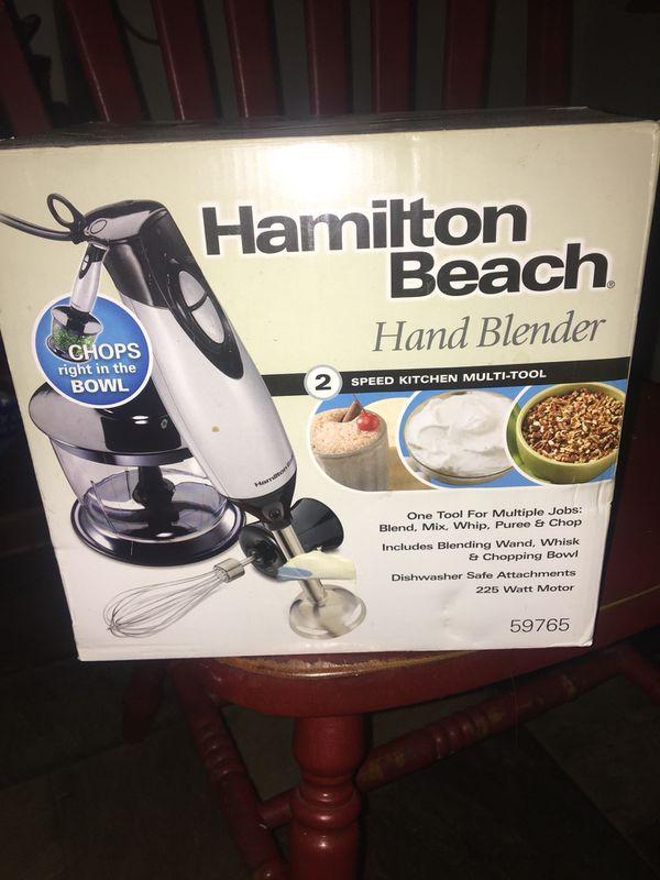 Hamilton Beach Hand Blender