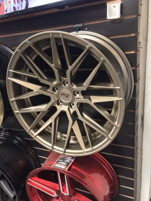 20s niche Wheels ( No Credit Check Finance Available Only $40 Down ) for Sale in The Bronx, NY
