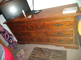 Dresser 4 sale $75 obo for Sale in Davenport,  IA