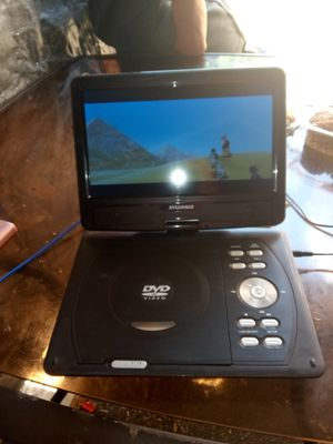 DVD PLAYER WITH 30 DVD MOVIES for Sale in Nashville, TN