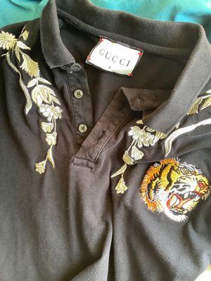 No love exclusive Gucci polo for Sale in North Bay Village, FL