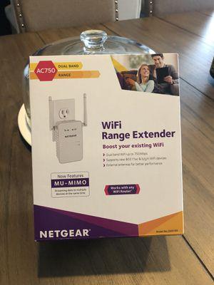 Netgear wifi extender model EX6100 for Sale in King City, OR