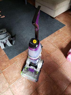 Carpet cleaner bissel pet proheat x2 for Sale in Oceanside, CA