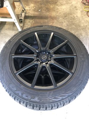 Wheels/Snow Tires for Sale in Federal Way, WA