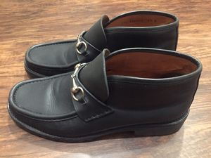 Gucci Mans Shoes- size 9 1/2 for Sale in Little Elm, TX