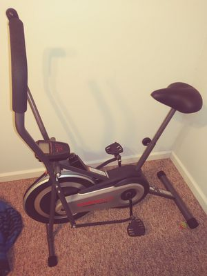 Weslo exercise bike for Sale in Skowhegan, ME