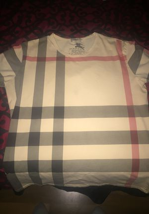 Burberry shirt for Sale in Tampa, FL