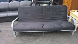 Futon couch. Sofa bed. Excellent condition for Sale in Oceanside, CA