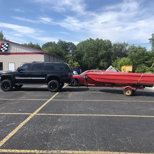 Old Trihull , 9.9 Outboard for Sale in New Castle, PA
