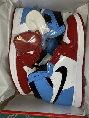 Brand new air Jordan retro 1 high fearless size 10.5 only .Price firm and no trades for Sale in The Bronx, NY