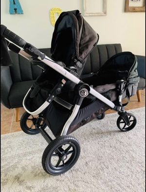 Baby Jogger City Select Double Stroller for Sale in Sanford, FL