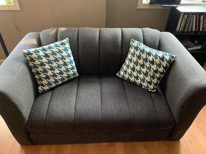 Two Grey Couches for Sale in Buffalo, NY