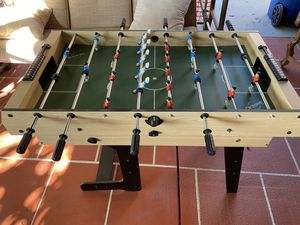 Foosball/multi game table for Sale in Lake View Terrace, CA