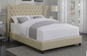 QUEEN BED INCLUDING MATTRESS AND BOXSPRING NEW $385 for Sale in Modesto, CA