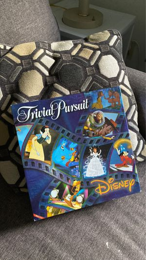 Trivial Pursuit Disney The Animated Picture Edition for Sale in Ithaca, NY