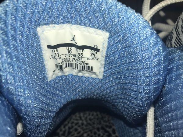 Men Air Jordan XX9 Size 11