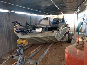 Aluminum Tracker Boat for Sale in Mesa, AZ