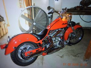 2002 Indian Scout Deluxe Motorcycle for Sale in Winchester, CA
