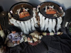 Dream catchers/ native American dolls for Sale in Morrison, CO