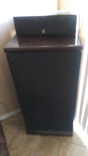 2 stereo receiver, 3 subwoofers, and 8 speakers for Sale in Henderson, NV