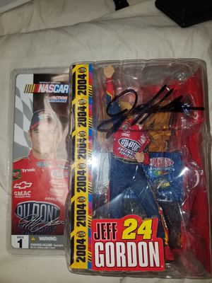 Product details Brand : McFarlane Figure type : Action This is a Mint in Package 7.5 inch NASCAR #24 Jeff Gordon Collector Limited Edition. for Sale in Columbus, OH