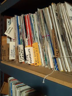 Vinyls For Sale Mostly Spanish From Radio From 80s To 2000s for Sale in Fresno,  CA