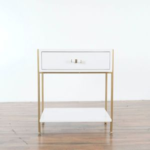 Gabby Home End Jolene End Table with Storage (1030428) for Sale in South San Francisco, CA