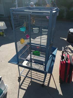 Parrot Cage Bird for Sale in Riverside, CA