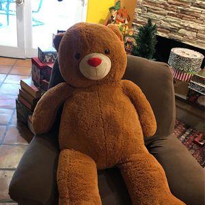 Big huge teddy Bear for Sale in Mesa, AZ