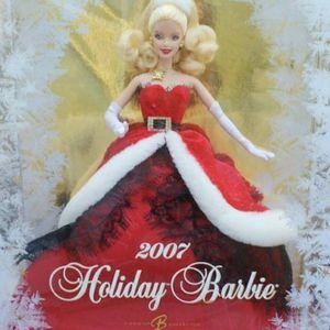 2007 Holiday Barbie for Sale in Pico Rivera, CA