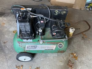Compressor 3-1/2 HP for Sale in Silver Spring, MD