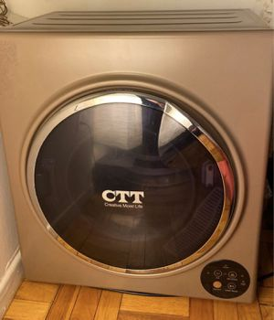 Portable Dryer (regular outlet / 3.5 cu.Ft) for Sale in Washington, DC