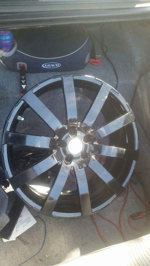 Black 20 inch rims for Sale in San Diego, CA