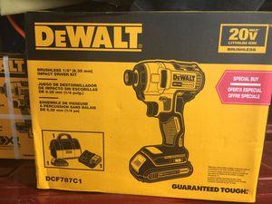 20v Dewalt Impact Drill for Sale in Berlin, MD