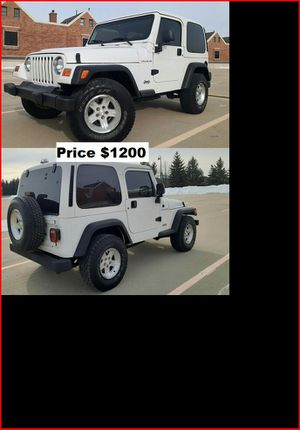 ֆ12OO Jeep Wrangler for Sale in Frederick, MD