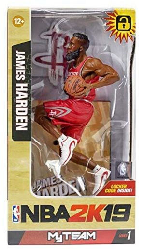 James Harden Action Figure New for Sale in Baltimore, MD